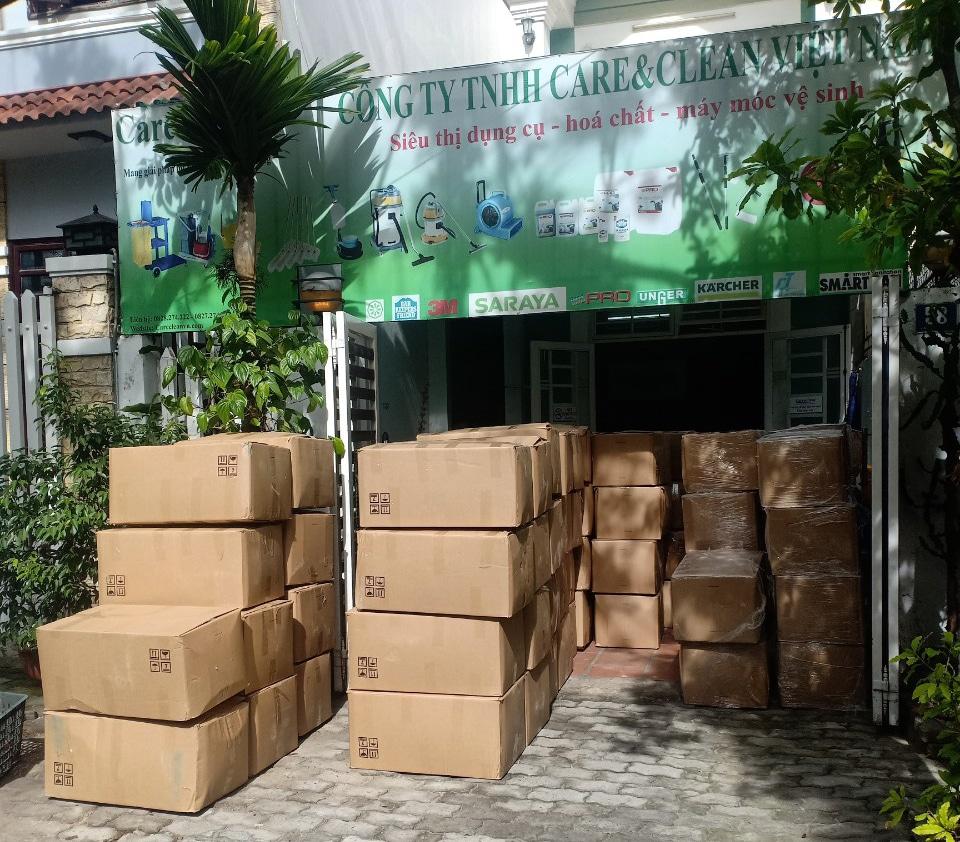 ROC cung cấp vật tư y tế phòng dịch Covid-19 tại Đà Nẵng, ROC