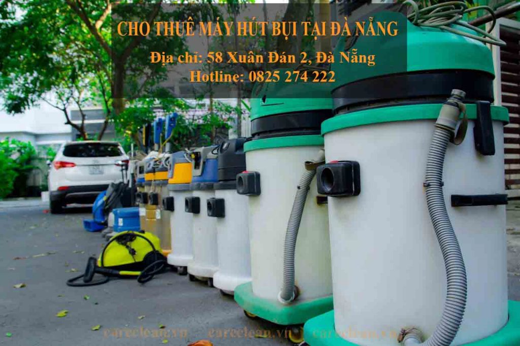 Địa Điểm Cho Thuê Máy Hút Bụi Tại Đà Nẵng, ROC