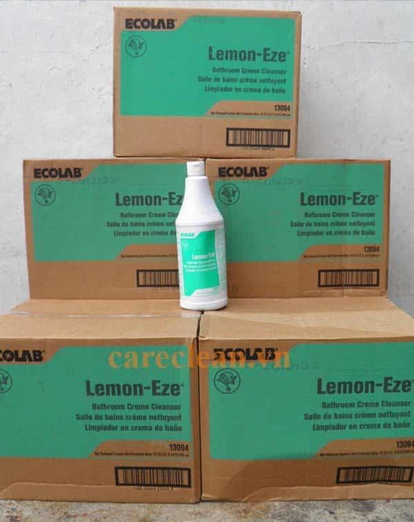 Hóa chất Ecolab Lemon Eze