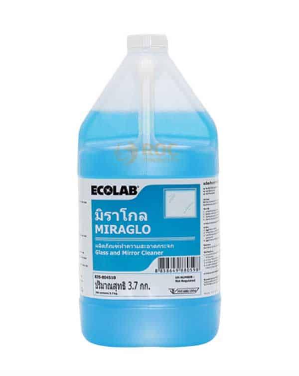Nước lau kính Ecolab Mirglo