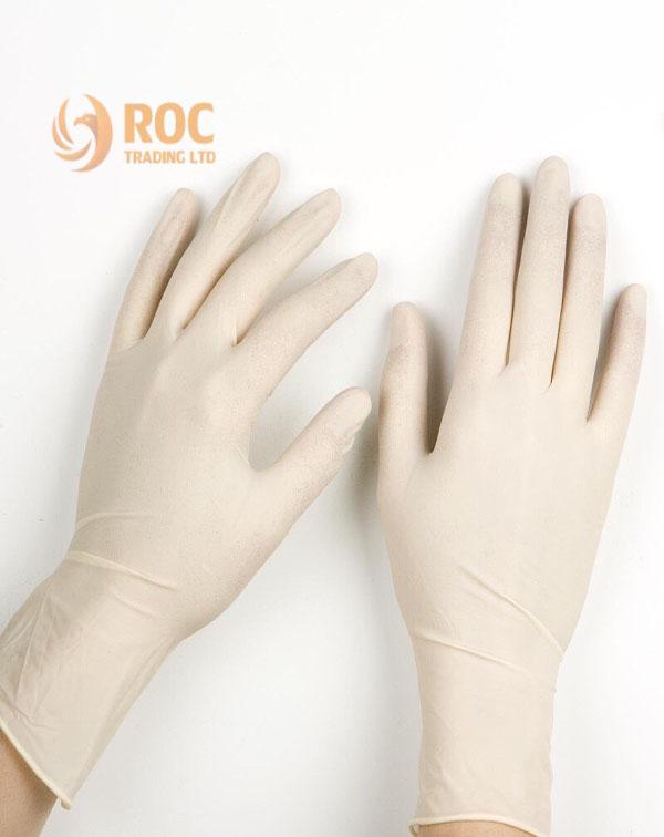 Găng tay bảo hộ y tế phòng dịch, ROC