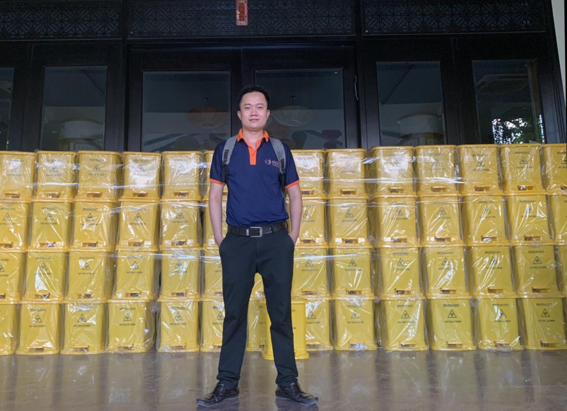 hóa chất, R.O.C SERVICE AND TRADING COMPANY LIMITED, ROC