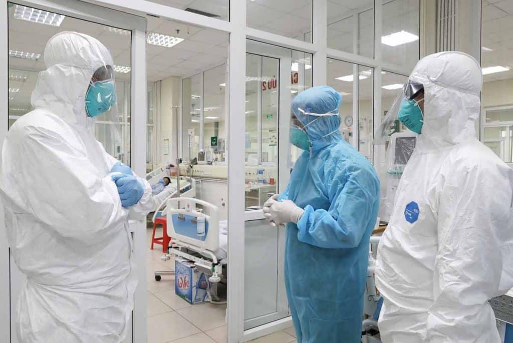 Giới thiệu về trang phục bảo hộ y tế phòng dịch, ROC
